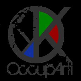 logo ufficiale occupArti 2014 St3no
