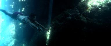 Diego subacqueo